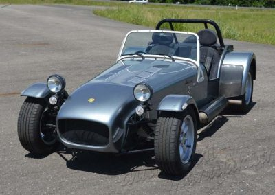 "Caterham 1.6 Supersport ""The Silver Surfer"""