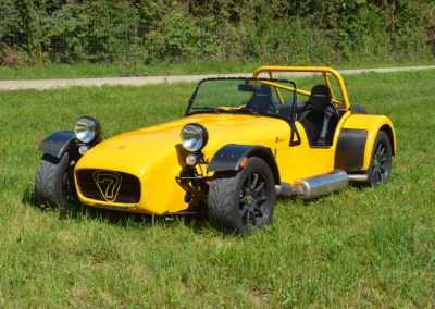 """Caterham SV 1.8 VVC-R """"The Angry Wasp"""""""