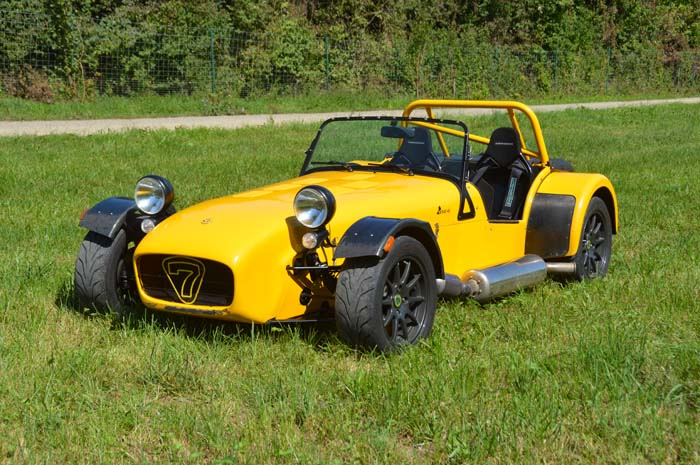 "Caterham SV 1.8 VVC-R ""The Angry Wasp"""