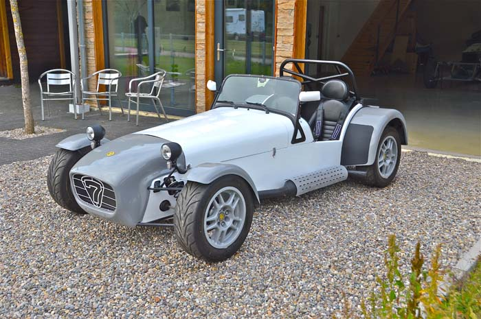 "Caterham Supersport ""Snow Leopard"""