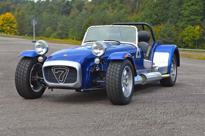 "Caterham Supersport ""The Blue Devil"""