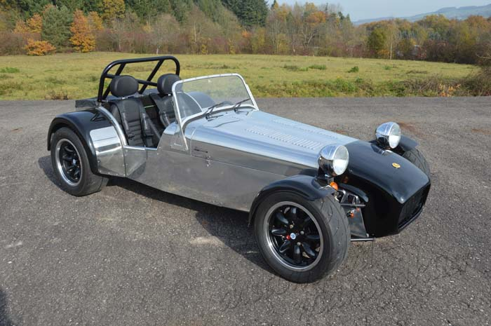 "Caterham 1.8 Ultrasport ""The Screaming Devil"""