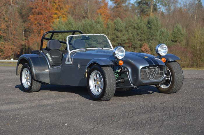 "Caterham Supersport ""The Twinkling Hare"""