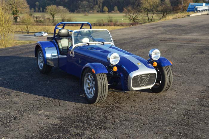 "Caterham Roadsport ""The Vigilant Viper"""