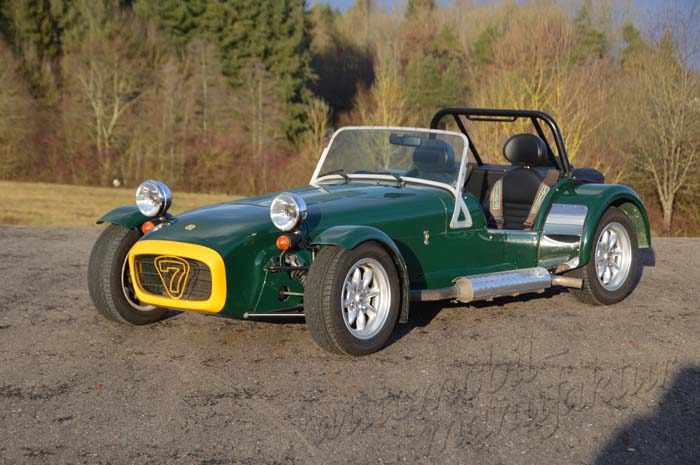 "Caterham XPR Supersport ""The Snuggling Snake"""
