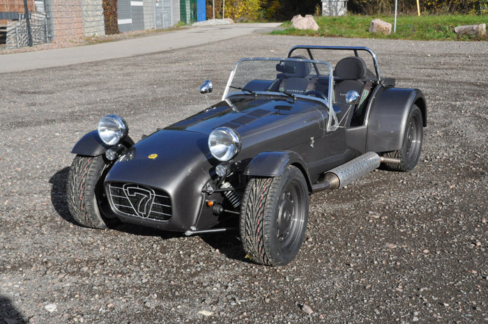 "Caterham Roadsport ""Proud Knight"""