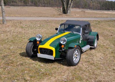 Green Lizzard 1800