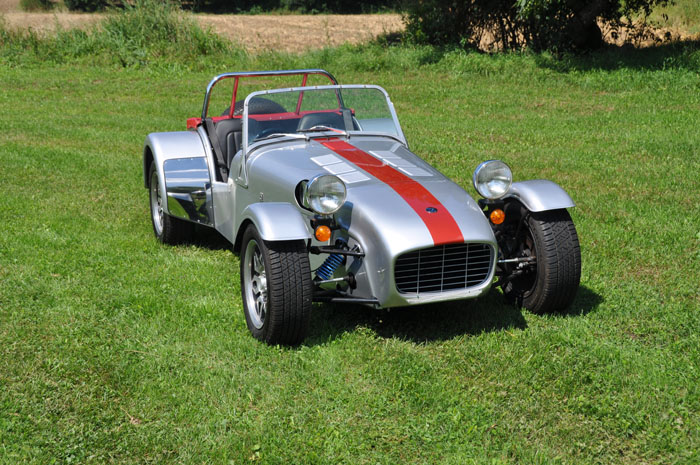 "Caterham Supersprint ""Little Robin"""