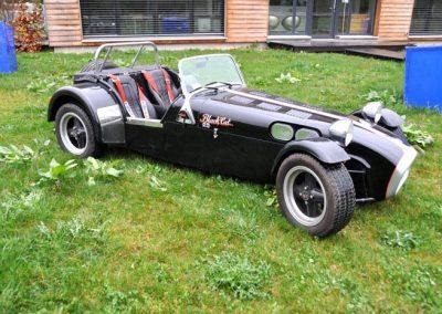 Caterham Black Cat
