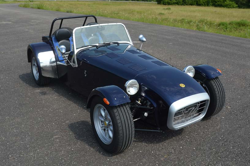 "Caterham Roadsport ""The Blue Avenger"""
