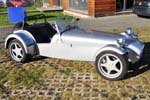 "Caterham 2.0 HPC ""Flying Galahad"" LINKSLENKER"