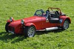 "Caterham 1.6 Roadsport ""The Red Weasel"""