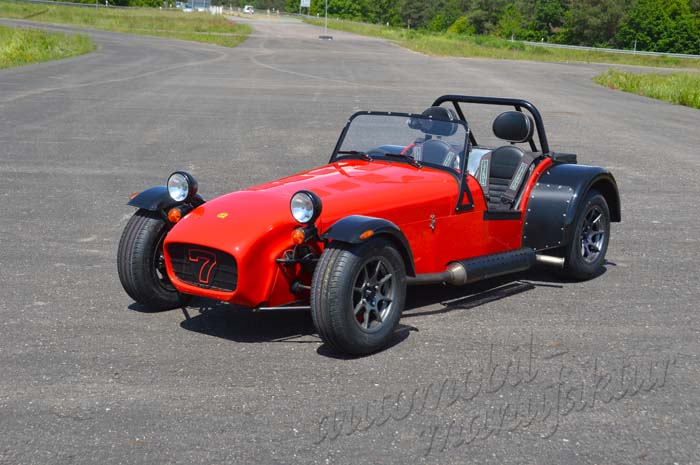 "Caterham Supersport ""The Red Rebel"""