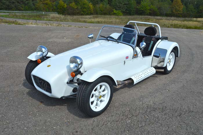 "Caterham Roadsport ""The White Buccaneer"""