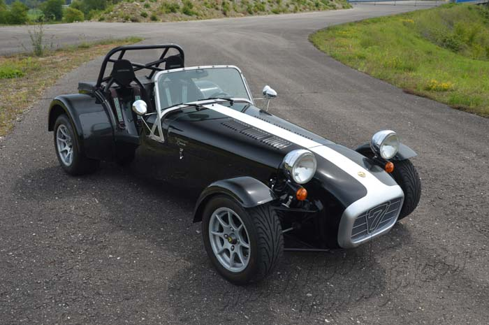 "Caterham Superlight R300 ""The Sneaking Snake"""