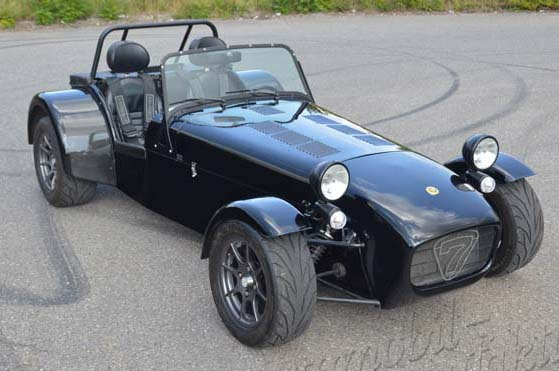 "Caterham Supersport ""The Black Knight"""