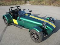 "Caterham Supersport ""F1 Team Tribute"""