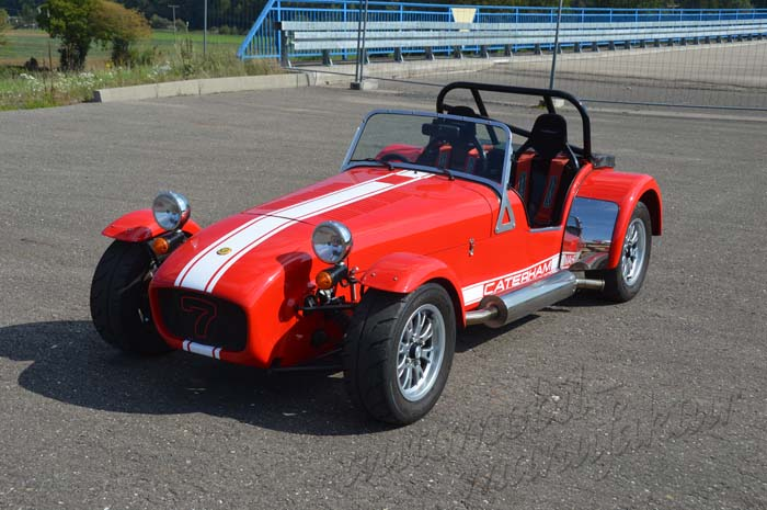 "Caterham Supersport ""The Red Baron"""