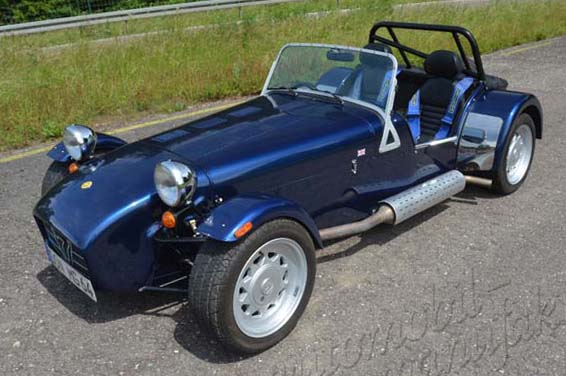 "SV-Caterham R300 Euro ""The Blue Stallion"""