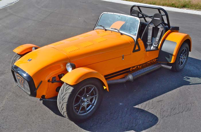 "Caterham Supersport ""The Crawling Wildcat"""