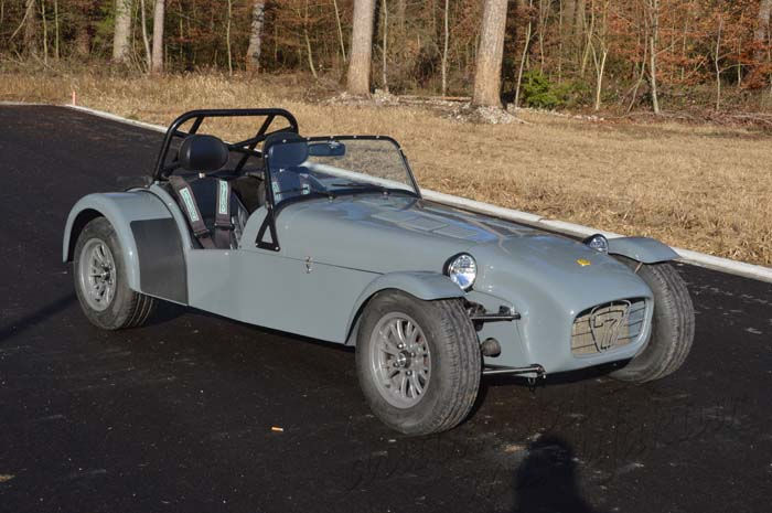 "Caterham R300 Euro ""The Hunting Hawk"""
