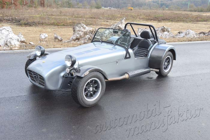 "SV-Caterham Supersport ""Braveheart"""