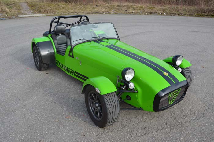 "SV-Caterham R300 Euro Spec ""The Venomous Stinger"""