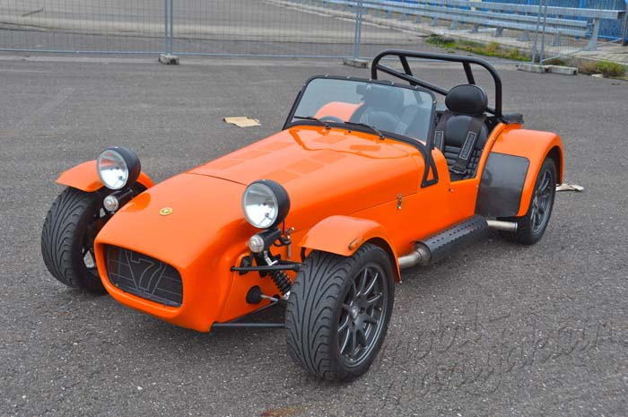 "Caterham Supersport ""The Brave Revenger"""