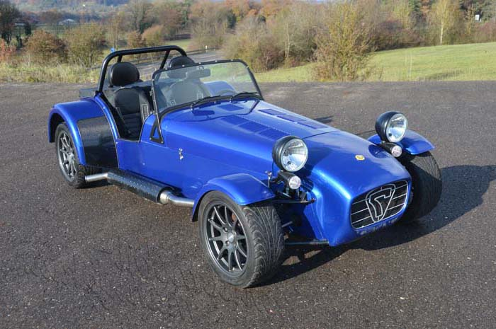 "Caterham Roadsport ""The Dancing Arrow"""
