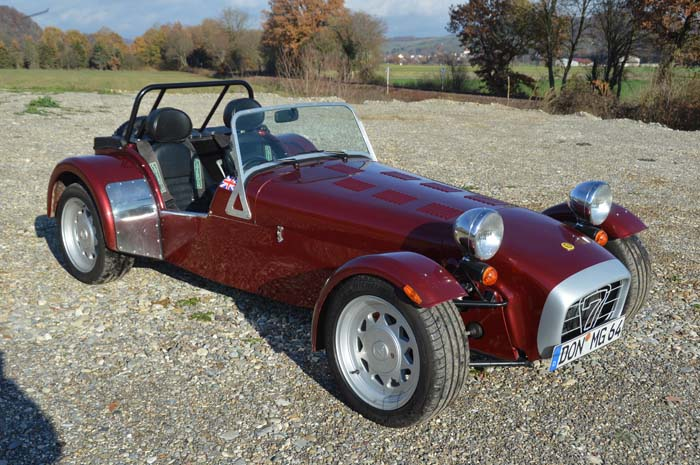 "Caterham Roadsport ""Anniversary Tribute"""