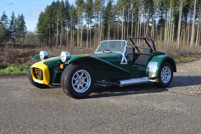 "Caterham Supersport ""The Sneaking Adder"""