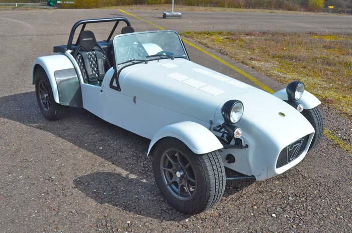 "Caterham Supersport ""The White Fox"""