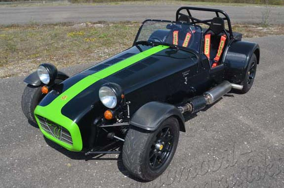 "Caterham Supersport R300 ""The Drunken Hoopoe"""