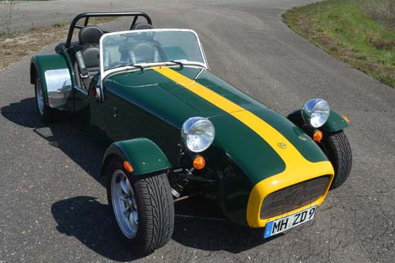 "SV-Caterham Supersport XPR ""The Stamping Bull"""