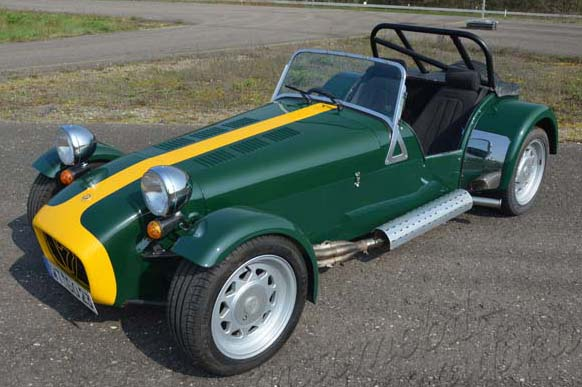 "Caterham Supersport ""The Brave Companion"""