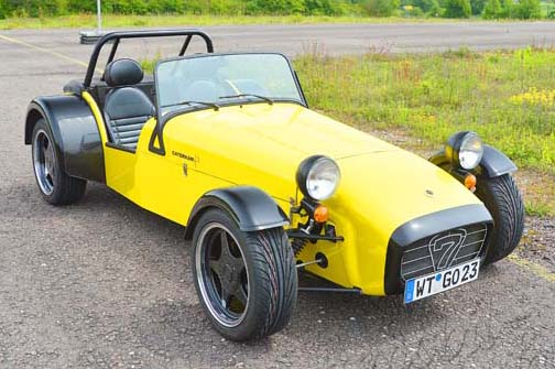 "SV-Caterham Supersport ""Bumble Bee"""