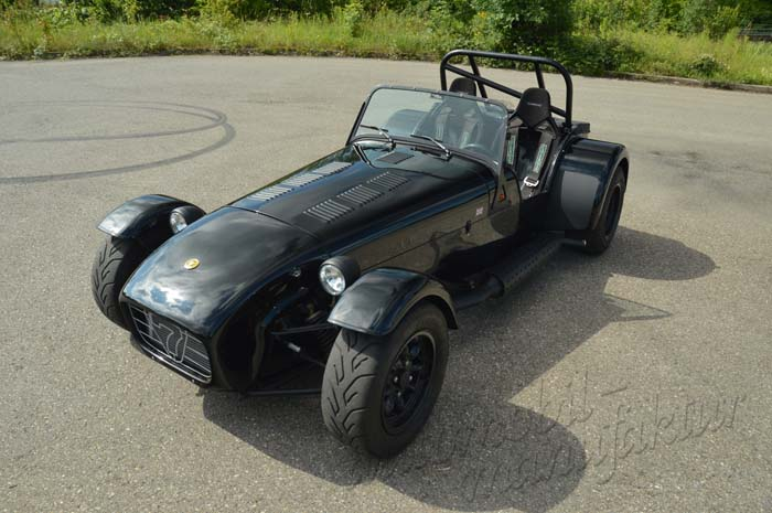 "Caterham Ultrasport ""The Black Widow"""