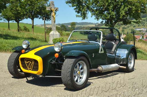 "Caterham R300 Euro ""The Roaring Lion"""