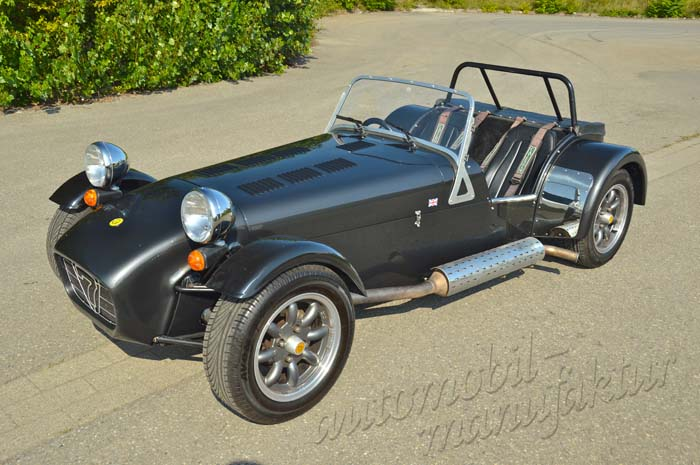 "Caterham Roadsport ""The Romping Earl"""