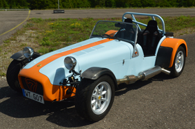 "Caterham Megasport ""Gulf Racing"""