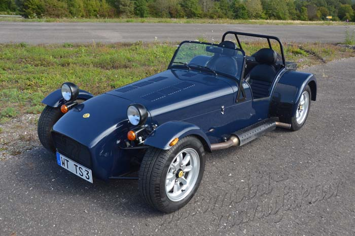 "Caterham Roadsport ""The Dancing Midget"""