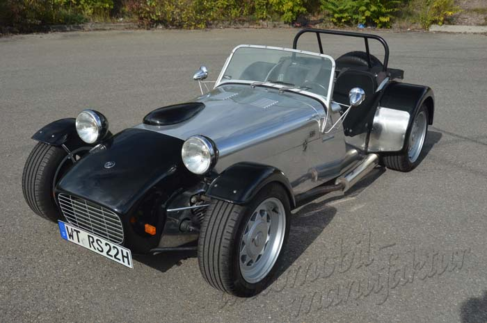 "Caterham GT ""The Hopping Hedgehog"""