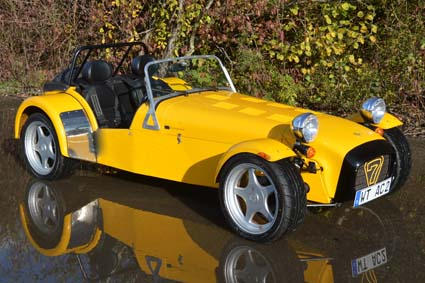 "Caterham Roadsport ""The Spinning Cheetah"""
