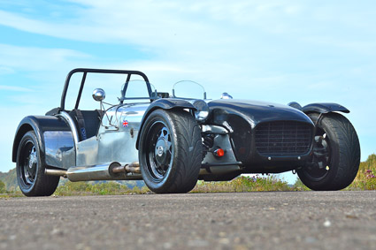 "Caterham Supersprint ""The Running Rabbit"""