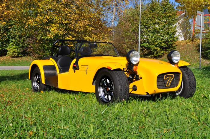 "Caterham Roadsport ""The Little Wasp"""