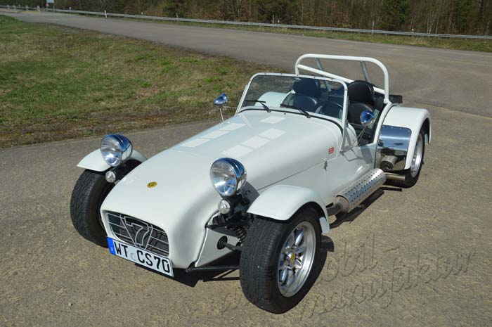 "Caterham Supersport ""The Dancing Ermine"""
