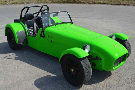 "Caterham Ultrasport ""The Vicious Viper"""