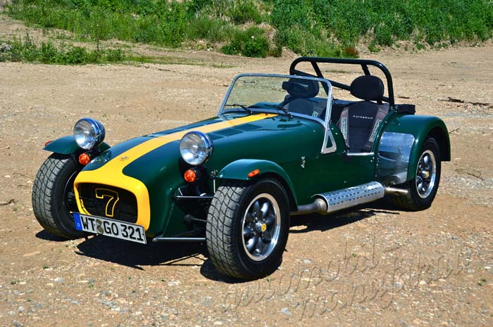 "Caterham Supersport ""The Racing Gentleman"""