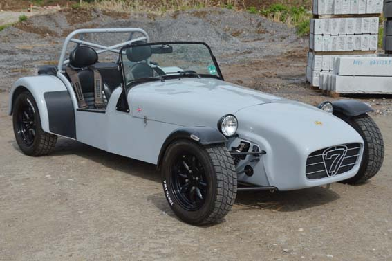 "SV-Caterham Supersport ""The Aristo Cat"""