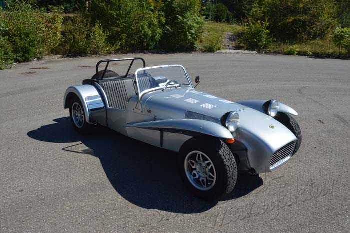 "Caterham Lotus-Holbay ""The Silver Knight"""